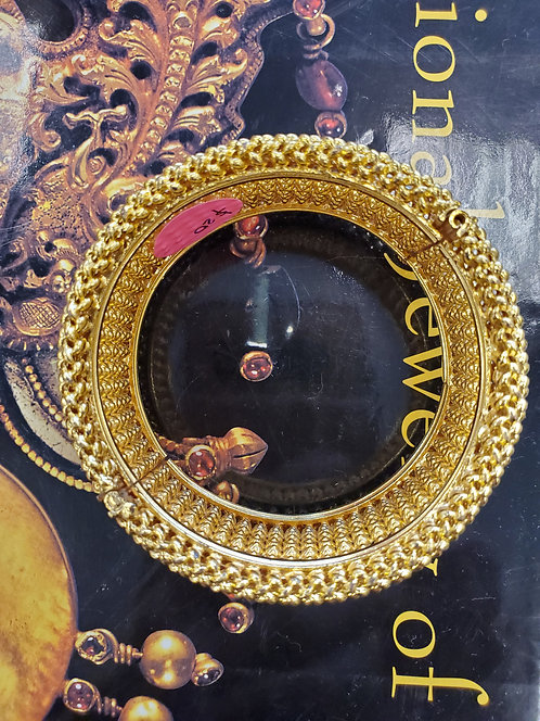 Gold kada/ bangle