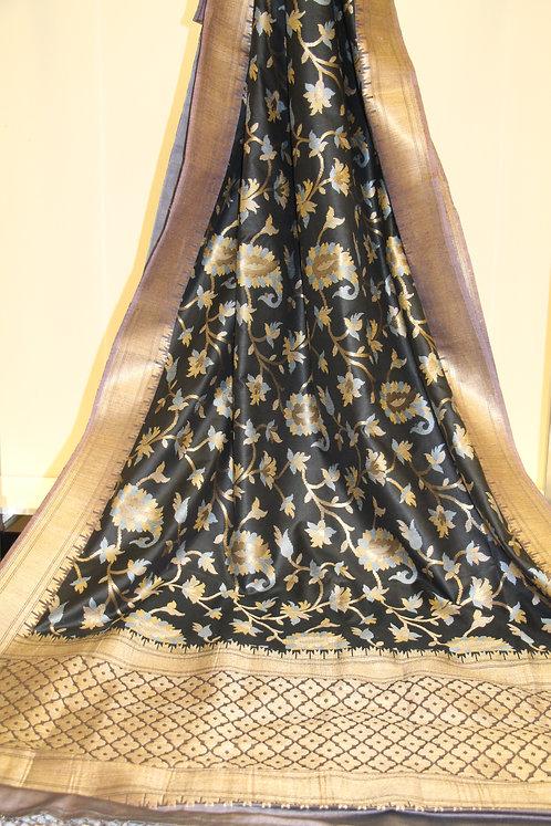 Pure  Moonga Tusser Silk