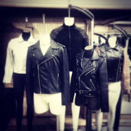 Leather jackets exporter
