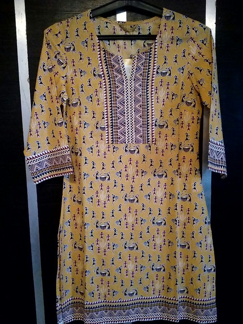 Cotton Kurti / top