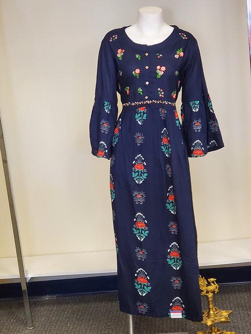 Cotton Fusion Dress