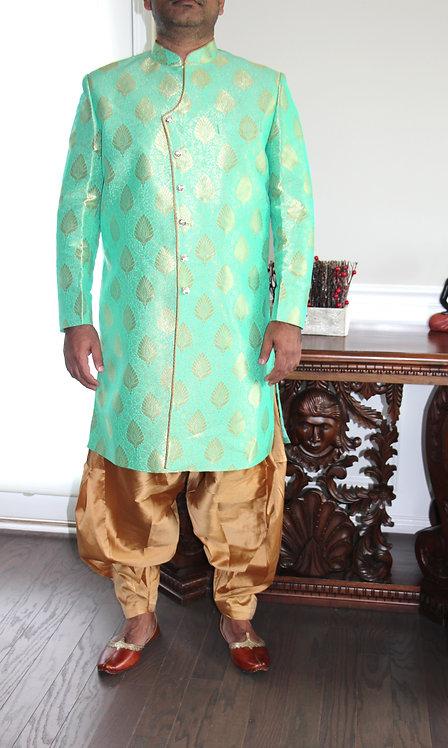 Indo-Western Men's Sherwani