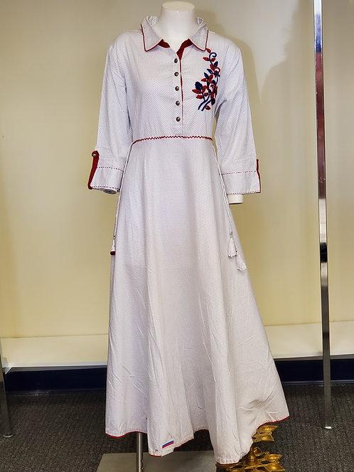 Cotton Frock / Dress / Frock Style Kurti