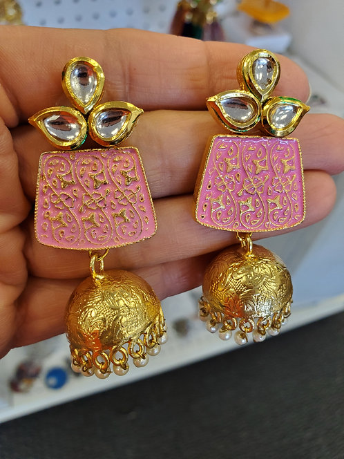 Jhumkis / Earrings