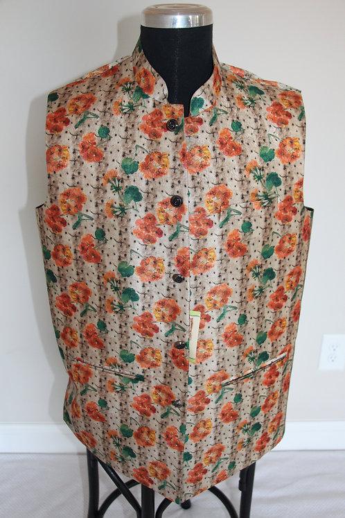 Floral Jacket / Waistcoat