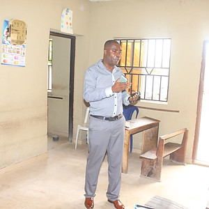 Mental Health seminar for teachers at Bexcel Schools Iba Newsite Lagos Nigeria