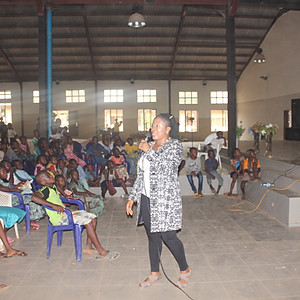 Mental health education for adolescents at ECWA Camp Agbowa