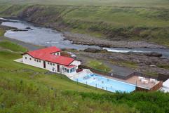 Geothermal Swimming Pool