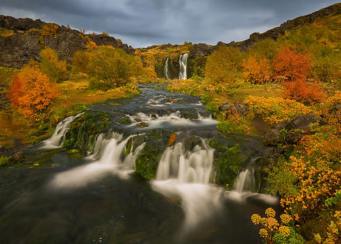 Gjain in Iceland