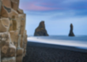 Blac Sand Beach i