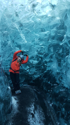 Lots of Love in the Ice Caves