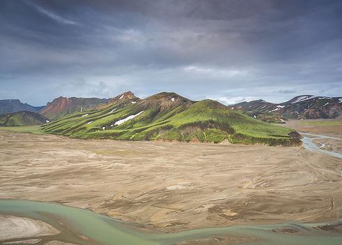 Landmannalaugar, Iceland, Highlands