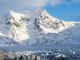 Winter in Vatnajökull National Park