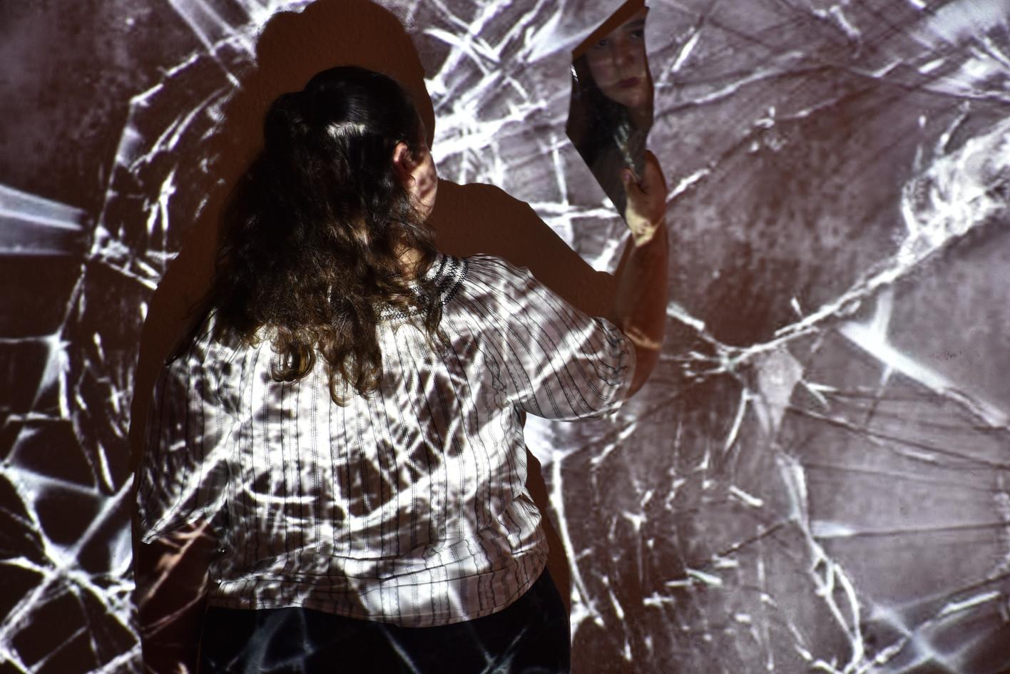 לשבור את תקרת הזכוכית