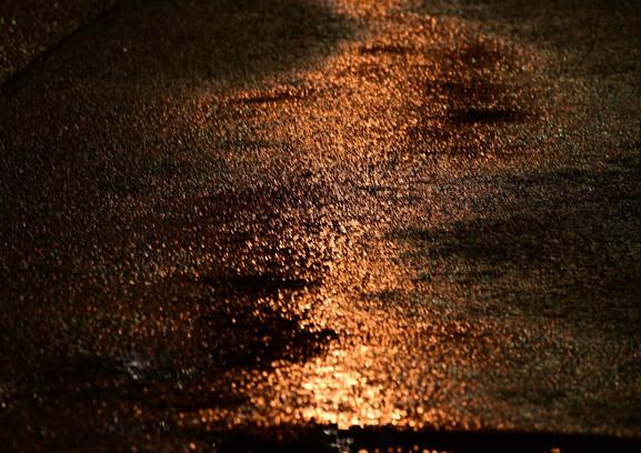 טל שדה - גשם באור