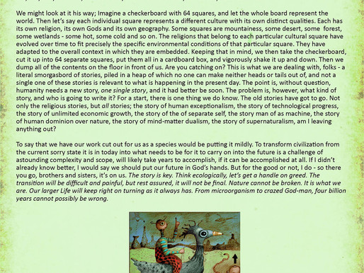 The Problem With Imaginary Friends (3)