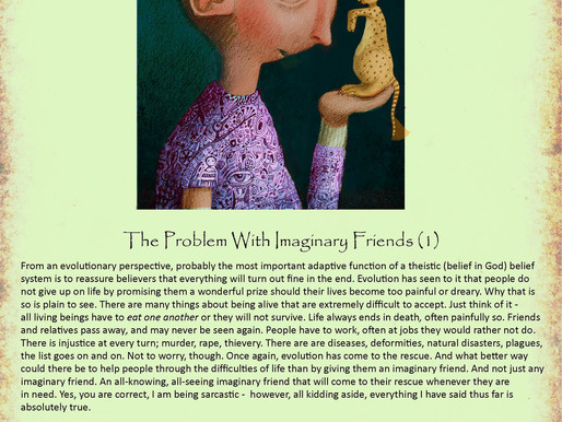 The Problem With Imaginary Friends (1)