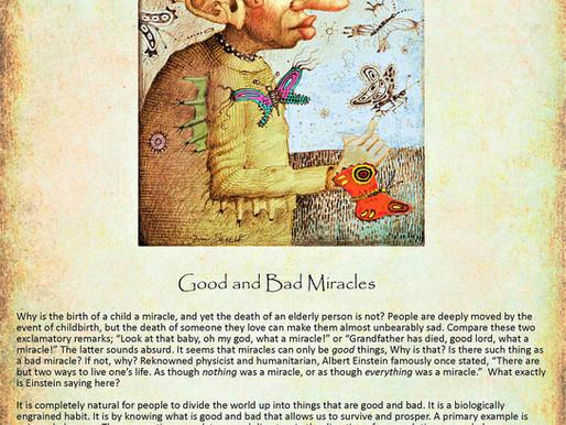 Good And Bad Miracles