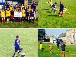 Mirfield Soccer School Returns!