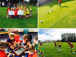 Brayton Soccer School Returns...
