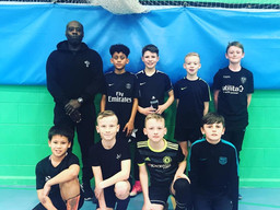 Futsal Tournament Triumph!