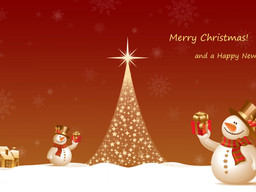 Merry Christmas From Tecnica!