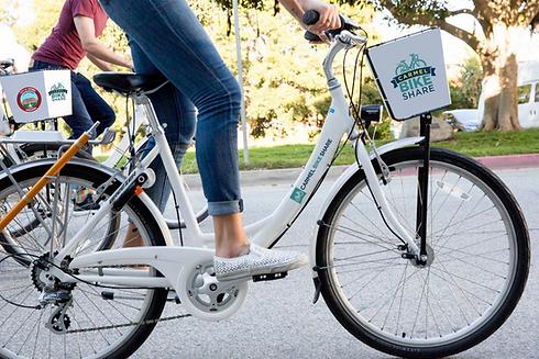 Humboldt Bike Share & Adventure's Edge (