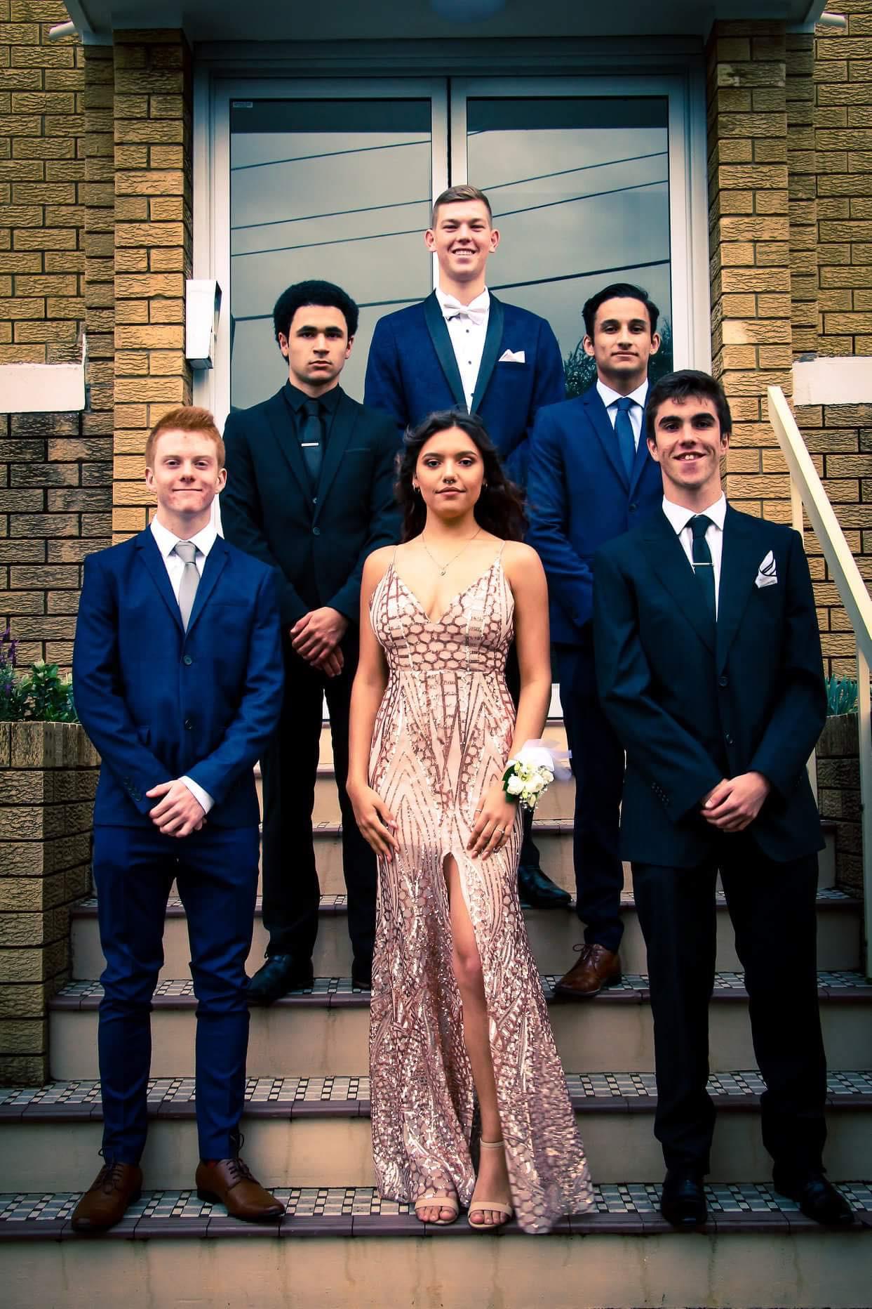 School Formal Photos