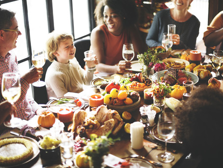 Feast, Famine or Flexitarian? How Vegans Survive the Holidays