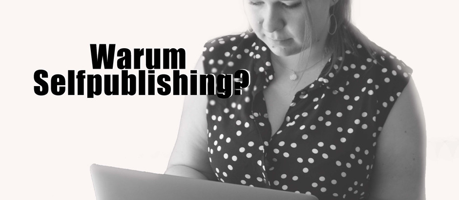 #WortRegie - Warum Selfpublishing?