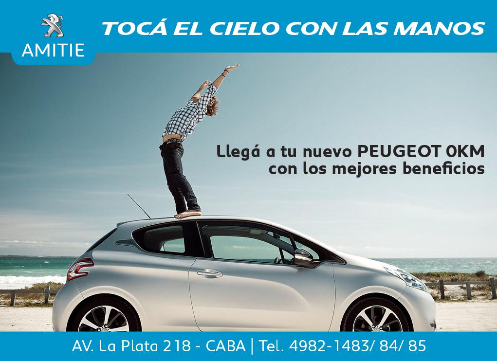 Campaña Peugeot 0KM