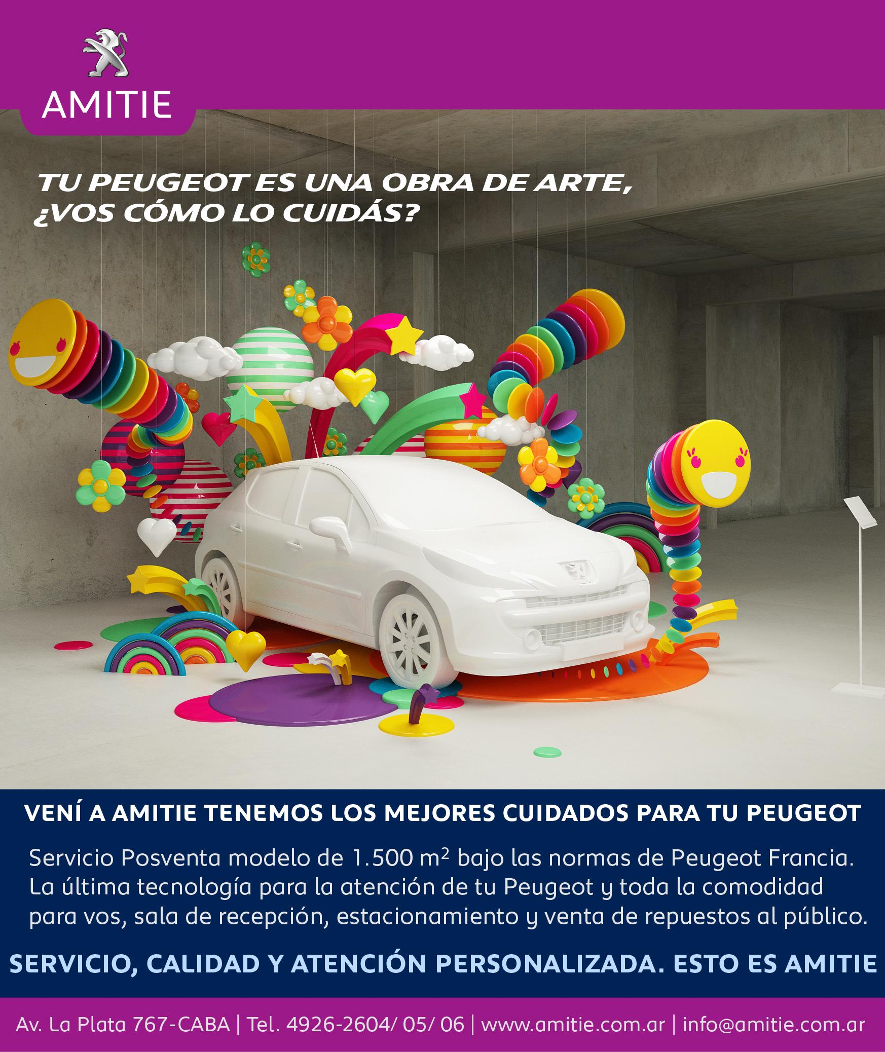 Campaña Service Oficial Peugeot