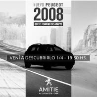 Lanzamiento Peugeot 2008