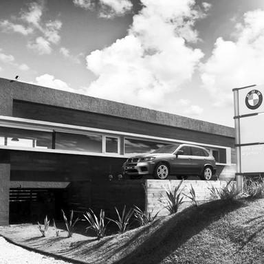 BMW Haus Punta del Este