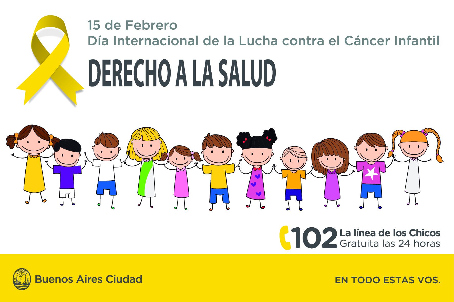 Campaña Cáncer Infantil
