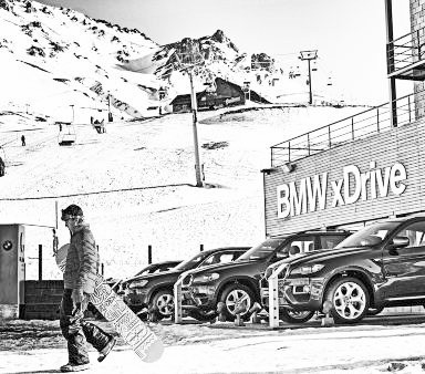 BMW xDrive - Las Leñas