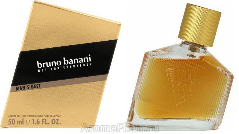 BRUNO BANANI MAN's Best 30ml ed