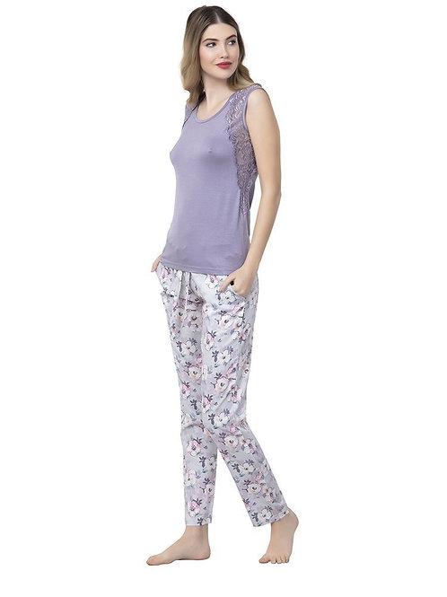 2402 Пижама с брюками