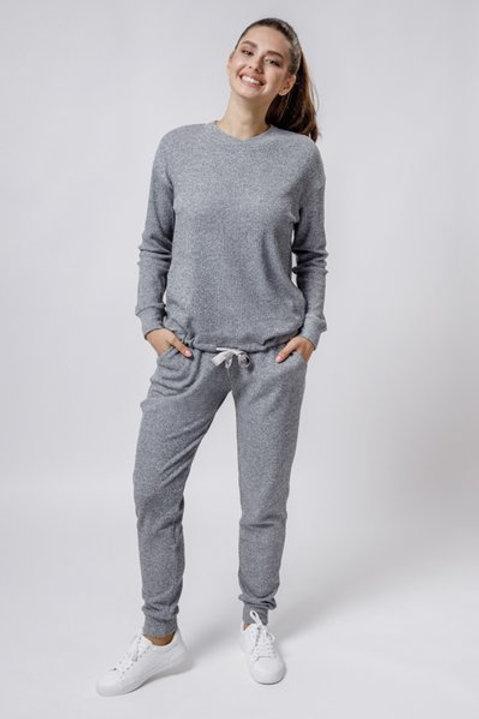OXO-0895 Комплект джемпер+брюки жен. мод. 13