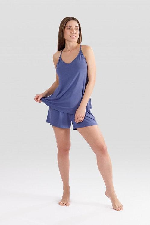 OXO-0952 Комплект топ/шорты жен  мод. 4