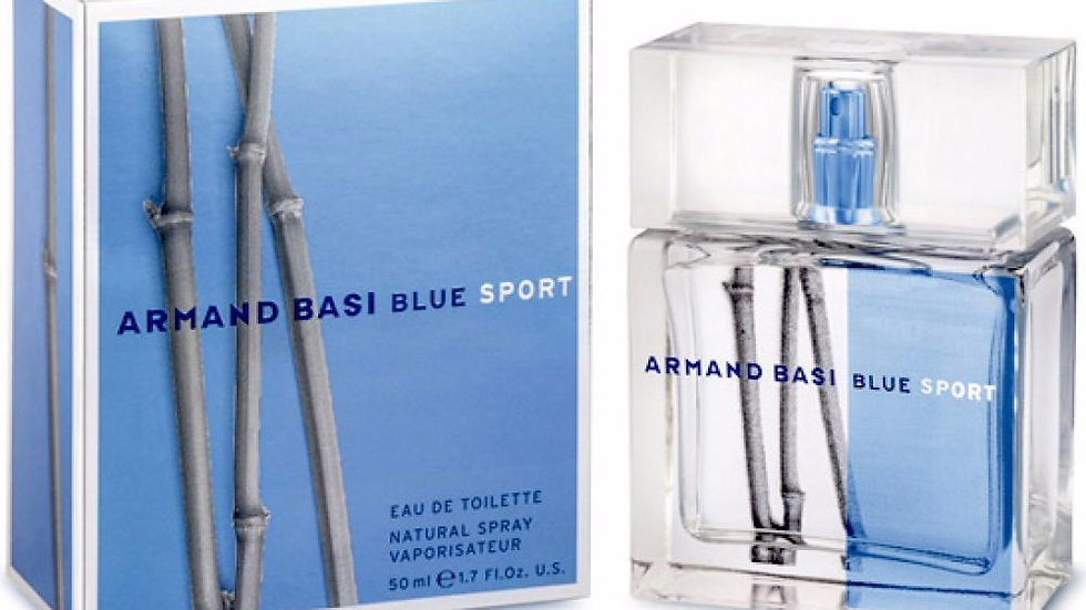 ARMAND BASI IN BLUE SPORT MEN 50ml edt TESTER