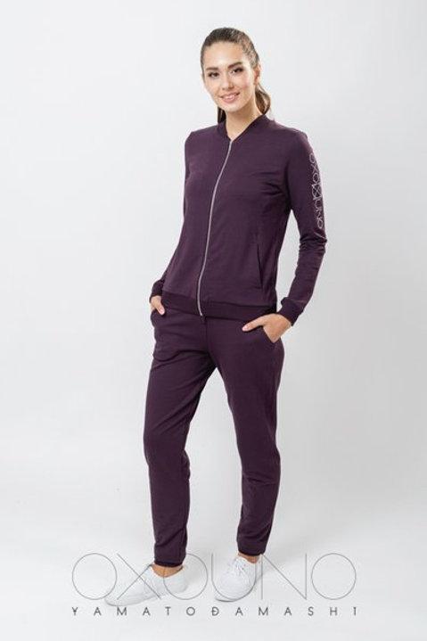 OXO-0712 Комплект толстовка/брюки жен. мод. 1