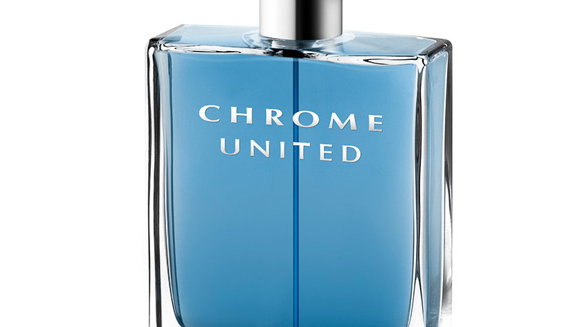AZZARO CHROME United MEN 50ml edt