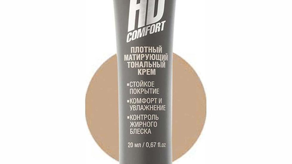 ЕМ Тональный крем HD Comfort ухаживающий, 20 мл, 04 1214
