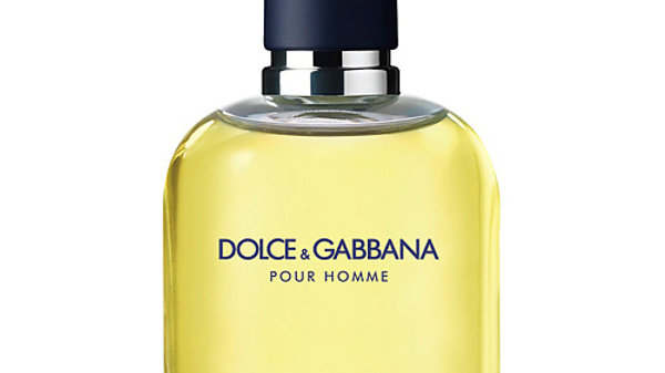 DOLCE & GABBANA POUR HOMME 75ml edt