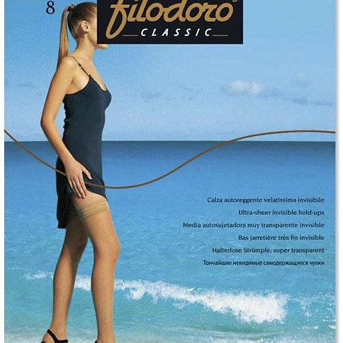 Чулки Filodoro Absolute Summer 8 Auto