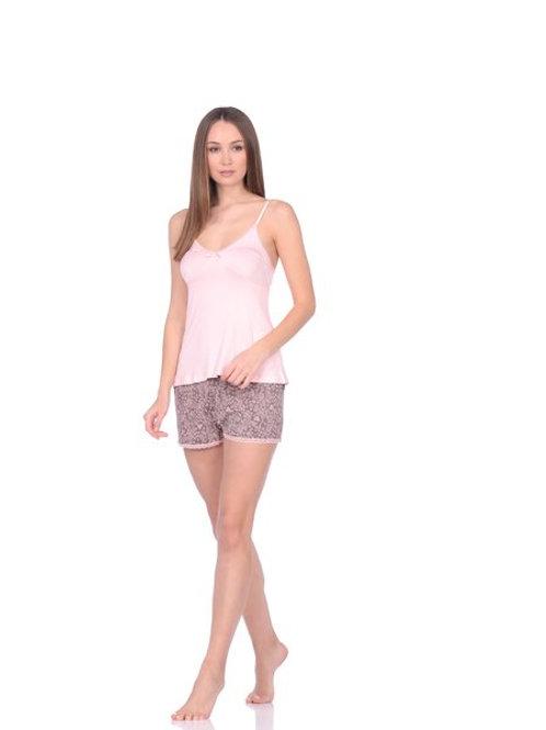 205 Пижама с шортами