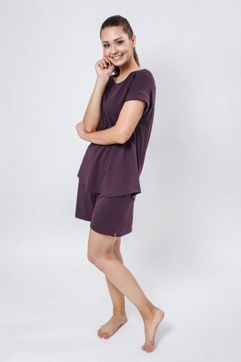OXO-0727 Комплект футболка/шорты жен. мод. 2