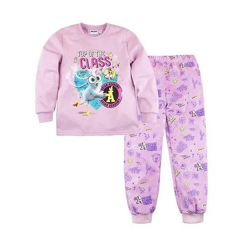 """Пижама джемпер+брюки ДД """"Angry Birds"""" 356АБ-161ф"""