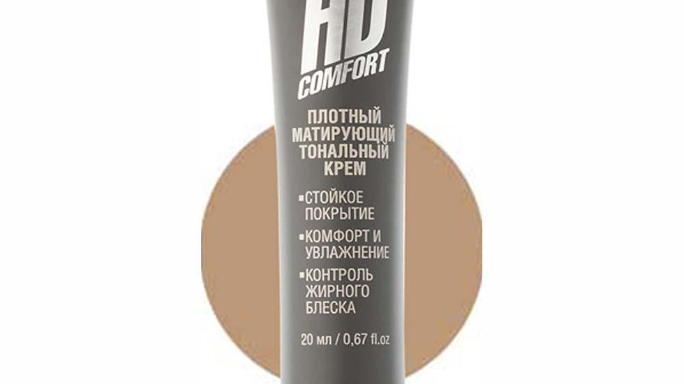 ЕМ Тональный крем HD Comfort ухаживающий, 20 мл, 05 Розовая Ваниль 1218